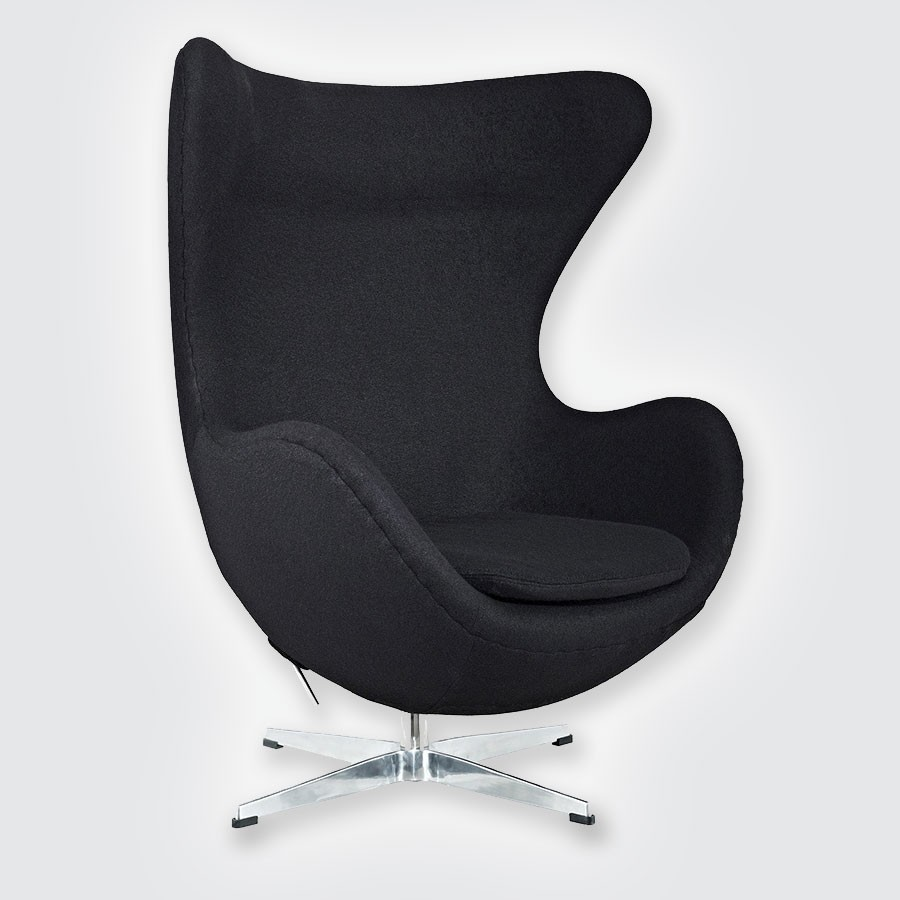 ������ Arne Jacobsen Style Egg Chair ������ (Scott Howard)