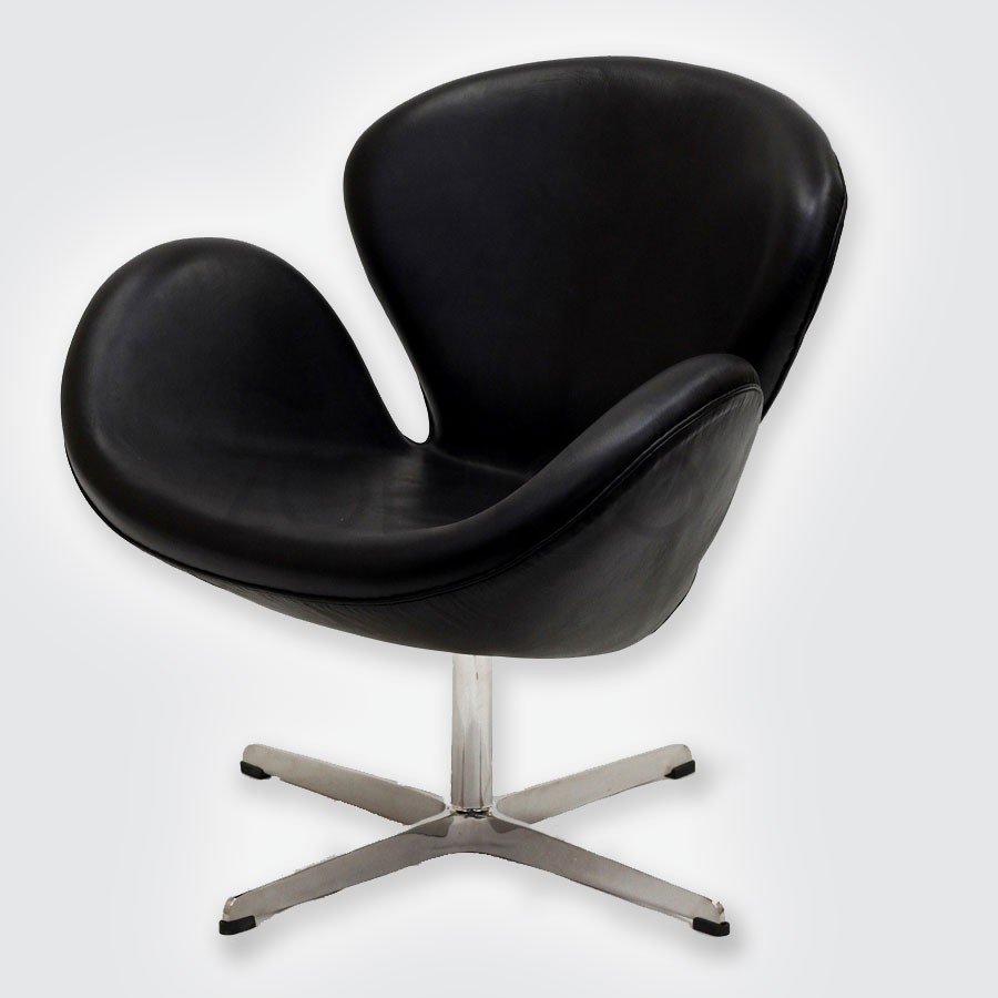 ������ Arne Jacobsen Style Swan Chair ���� (Scott Howard)