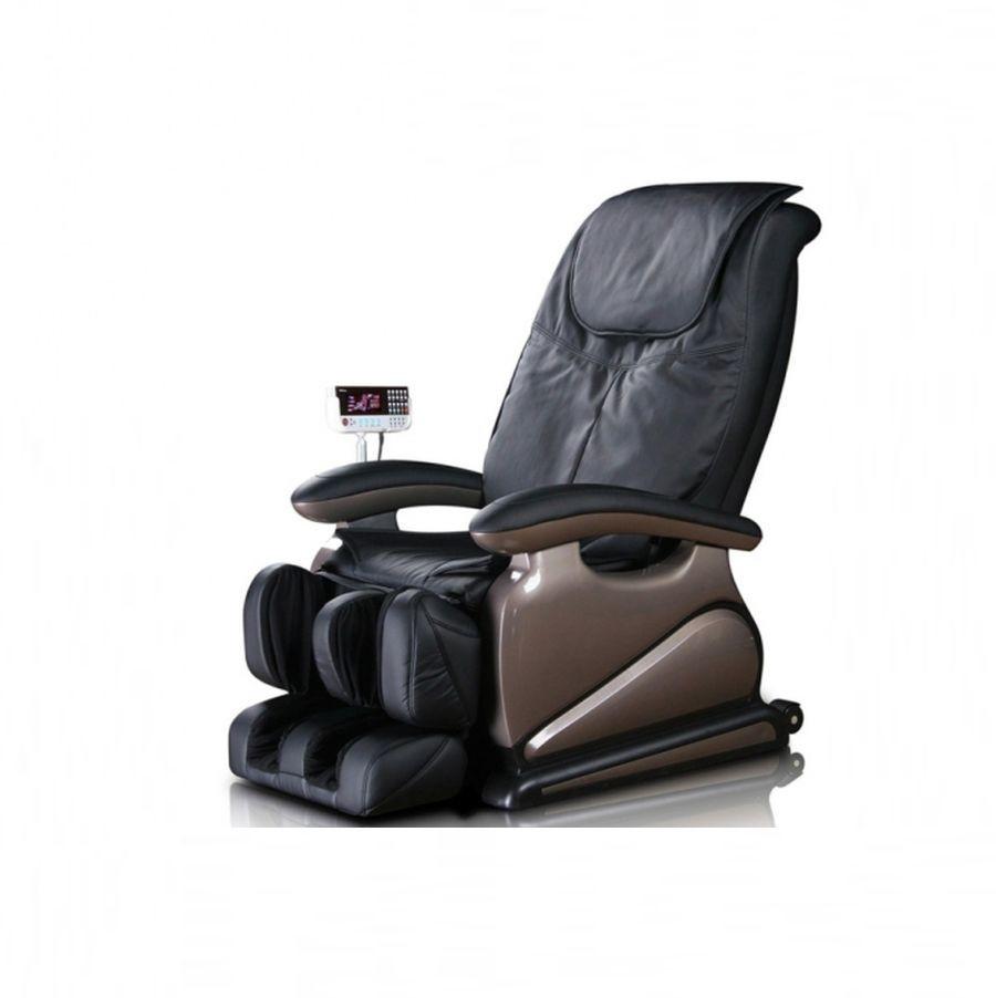 Массажное кресло iRest SL-A31 черныйМодель массажного кресла iRest SL-A31 уже на протяжении многих лет является одной из наиболее популярных моделей массажных кресел для дома, которая и в офисе найдет себе место. Благодаря стильному дизайну и классическому оформлению данное кресло отлично сочетается с любой окружающей обстановкой, как современной, так и выполненной в классическом дизайне. Кресло iRest SL-A31 выполняет роликовый и компрессионный массаж всего тела от плеч до пальцев ног.<br>