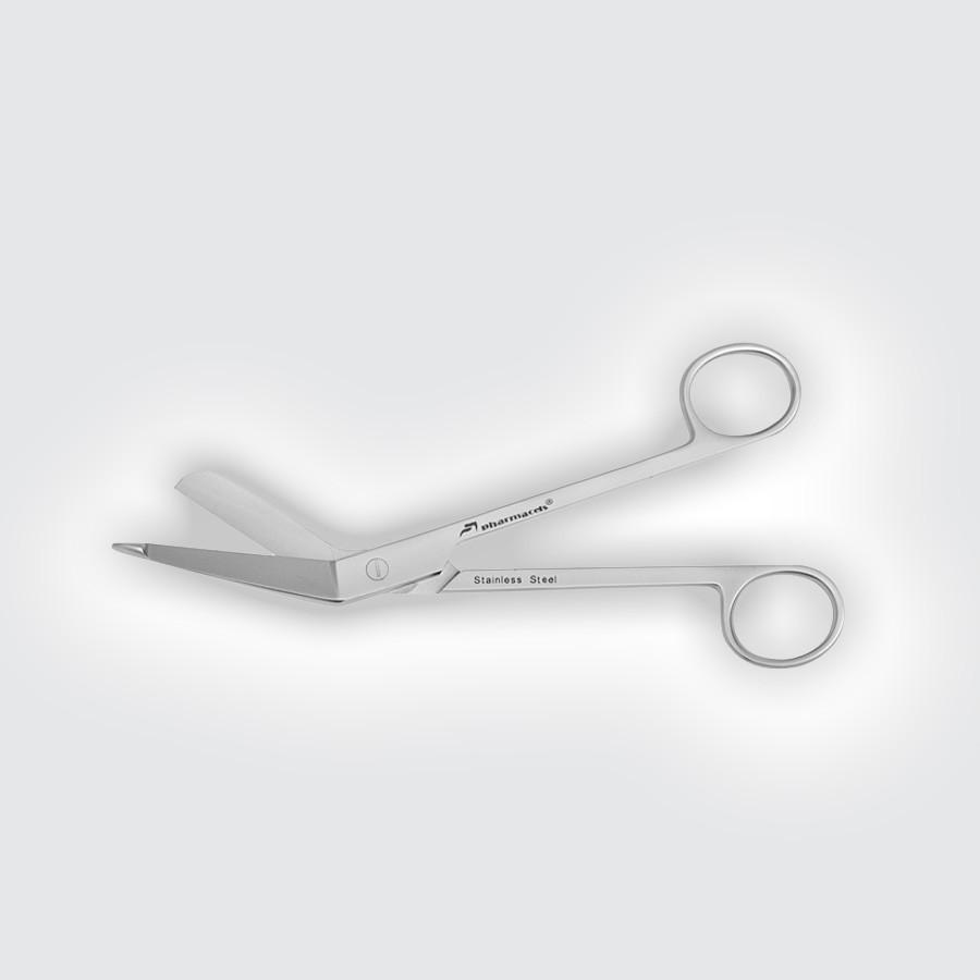 Медицинские ножницы Pharmacels Bandage Scissors (Lister)(18 см)Профессиональные высококачественные медицинские ножницы из нержавеющей стали для разрезания/снятия повязок. Наличие двойного кольца под средний и безымянный пальцы обеспечивают непревзойденный комфорт и точность в работе. Ножницы особенно удобны для более тонких операций и аккуратной работы с перевязочным материалом. Фирменная технология прецизионной заточки, в сочетании с использованием высококачественной нержавеющей стали, обеспечивают долговечность режущих кромок.<br>