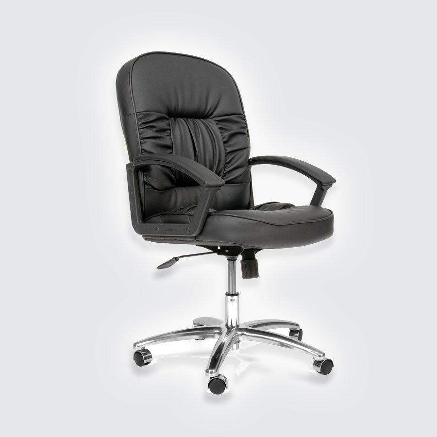 Кресла для руководителя CHAIRMAN 418V чёрный