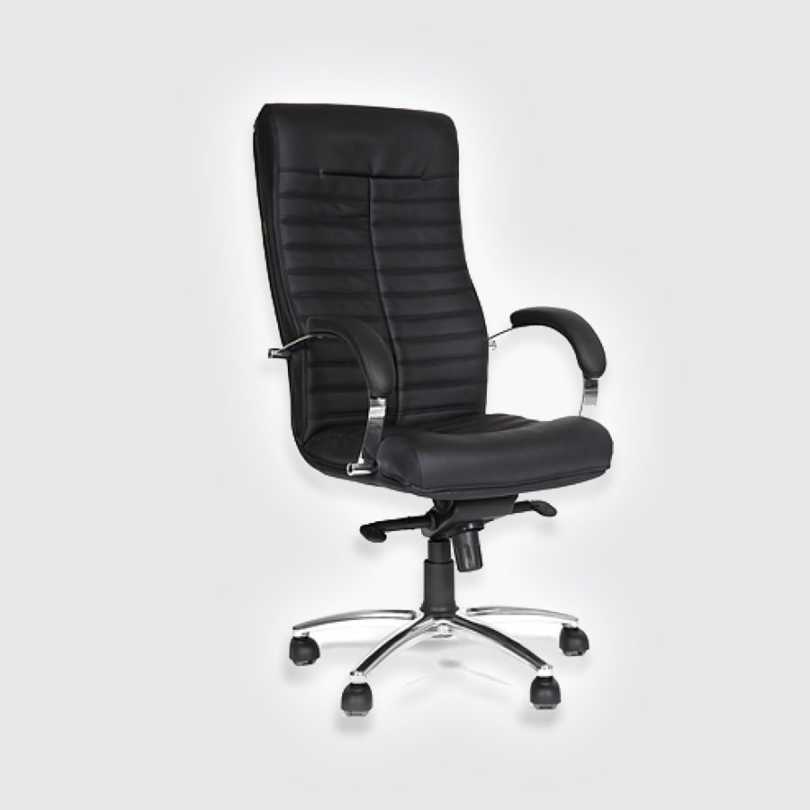 Кресла для руководителя CHAIRMAN 480 экопремиум чёрный
