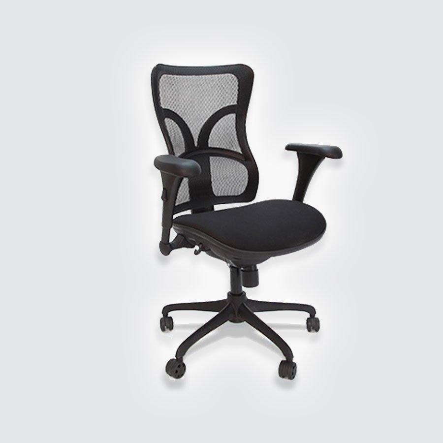 Кресло для руководителя CHAIRMAN 730 чёрная ткань