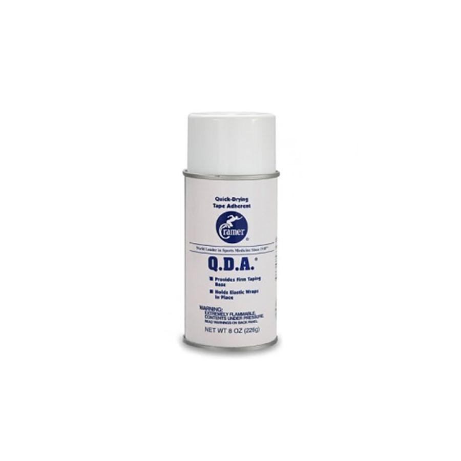 Спрей для фиксации кинезио тейпа Cramer Quick-Drying Tape Adherent 226 млСпрей для удаления кинезио тейпа Спрей Cramer Quick-Drying Tape Adherent (Q.D.A.).<br>