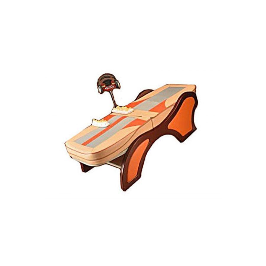 Термическая массажная кровать DocStor 10 оранжевый