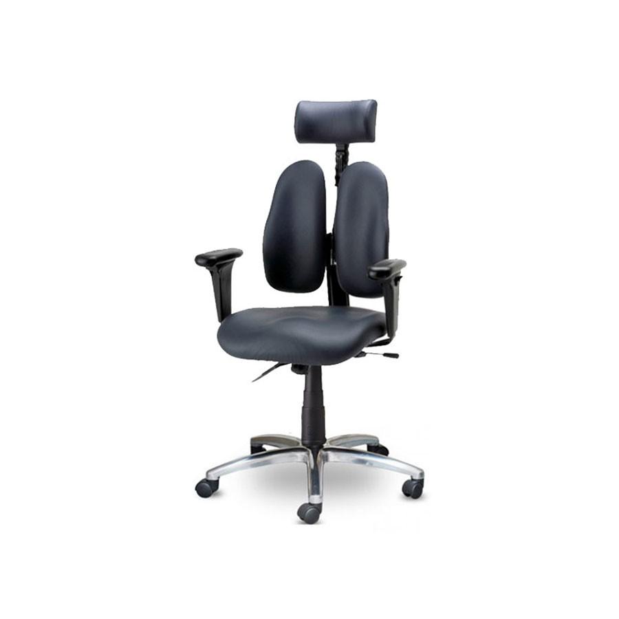 Офисное кресло Duprest Leaders DD-7500G темно-синяя экокожаСерия кресел DUOREST LEADERS, вобрав в себя многолетний опыт создателей, предлагает за разумную цену высокое качество, гарантированное торговой маркой, и оптимальный набор функций.&amp;nbsp;Сдержанный дизайн, традиционное эргономическое строение и отточенная система настройки сочетаются с прочными комплектующими и надежной сборкой.<br>