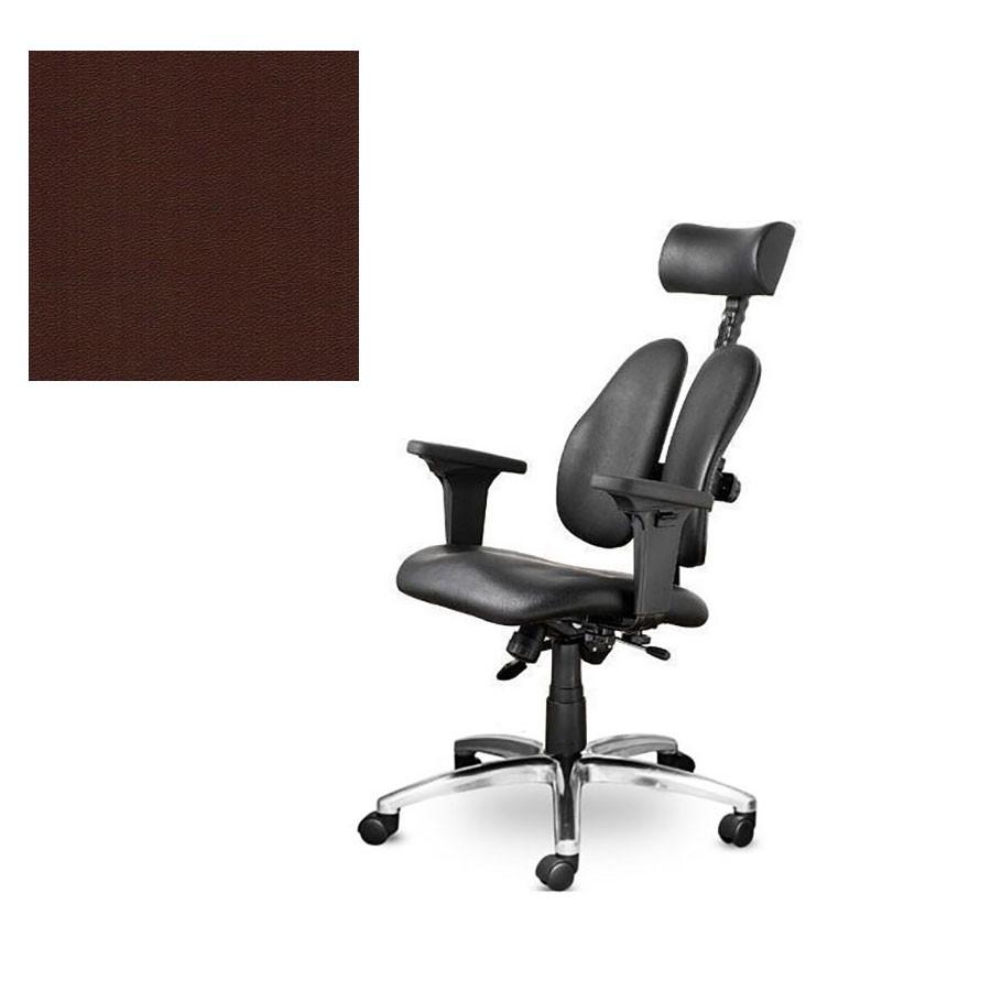 Офисное кресло Duprest Leaders DD-7500G коричневая экокожаСерия кресел DUOREST LEADERS, вобрав в себя многолетний опыт создателей, предлагает за разумную цену высокое качество, гарантированное торговой маркой, и оптимальный набор функций.&amp;nbsp;Сдержанный дизайн, традиционное эргономическое строение и отточенная система настройки сочетаются с прочными комплектующими и надежной сборкой.<br>