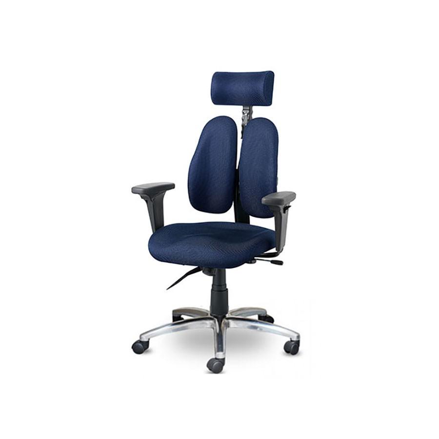 Офисное кресло Duprest Leaders DD-7500G ткань синяяСерия кресел DUOREST LEADERS, вобрав в себя многолетний опыт создателей, предлагает за разумную цену высокое качество, гарантированное торговой маркой, и оптимальный набор функций.&amp;nbsp;Сдержанный дизайн, традиционное эргономическое строение и отточенная система настройки сочетаются с прочными комплектующими и надежной сборкой.<br>