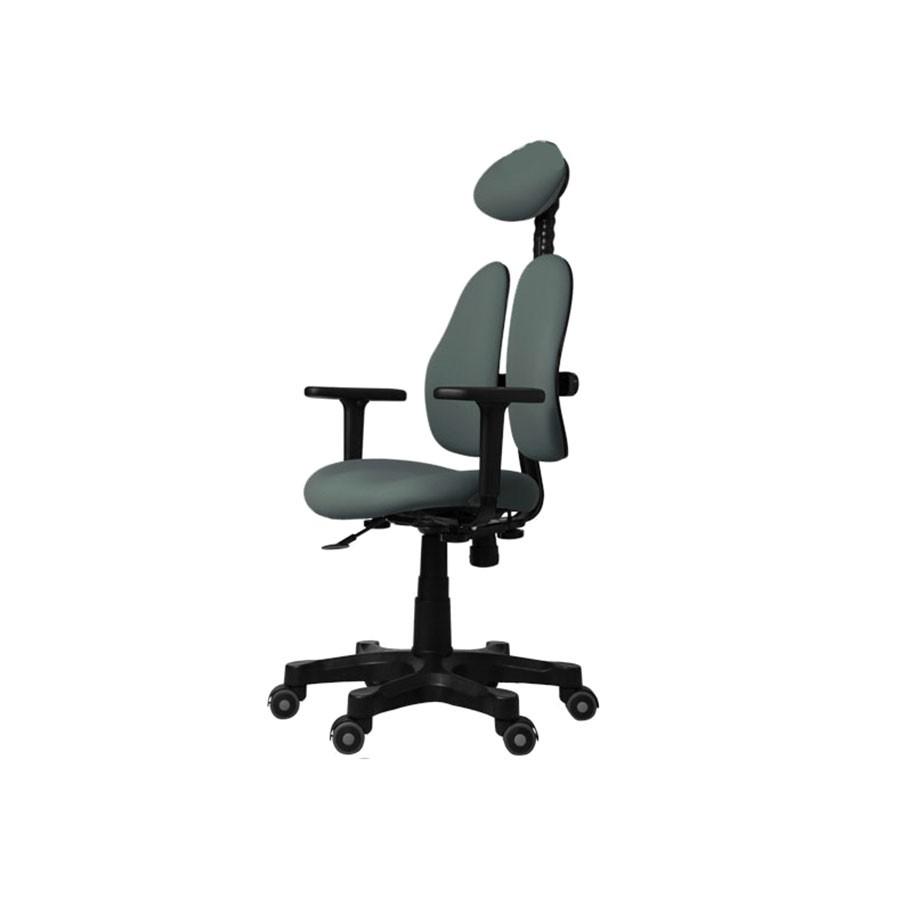 Компьютерное кресло Duprest Lady DR-7900 Eco Grey<br>