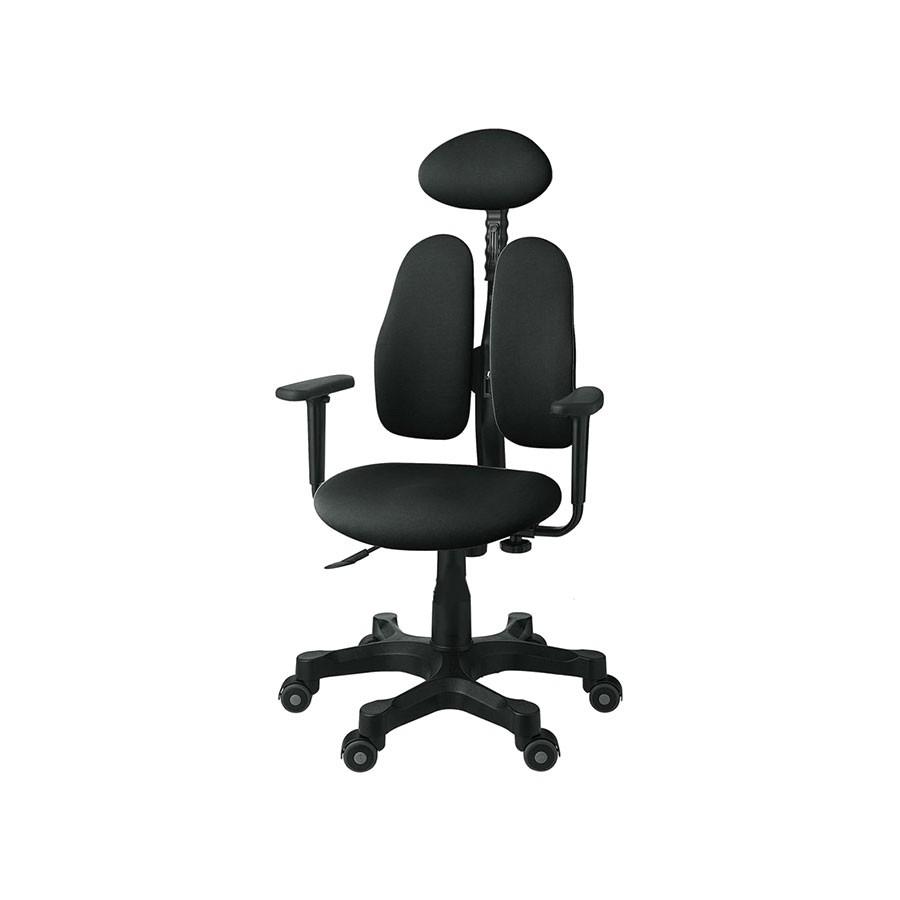 Компьютерное кресло Duprest Lady DR-7900 Eco Black<br>