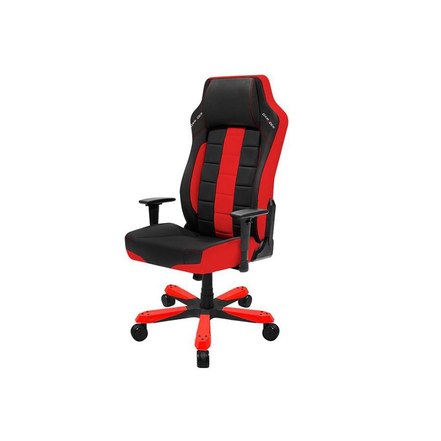 Компьютерное кресло DXRacer OH/BE120/NRЭргономичное офисное кресло с эксклюзивным дизайном, сочетающим заимствованный у гоночных автомобилей и классический стиль. Обеспечивает максимальный комфорт во время работы. Анатомические свойства кресла предотвращают излишнюю усталость и напряжение мышц при длительной работе за компьютером.<br>
