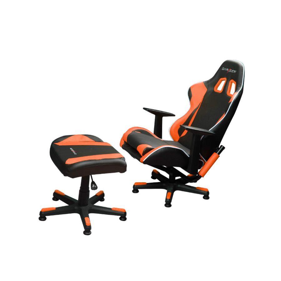 Консольное кресло DXRacer Console FS/FA96/NO/SUITИгровое кресло разработано специально для геймеров. Его конструкция и особый дизайн гоночного автомобиля обеспечивают максимальный комфорт любителям консольных игр.<br>