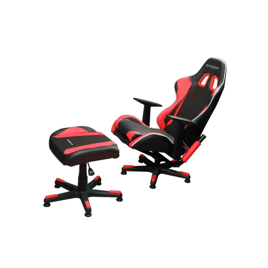 Консольное кресло DXRacer Console FS/FA96/NR/SUITИгровое кресло разработано специально для геймеров. Его конструкция и особый дизайн гоночного автомобиля обеспечивают максимальный комфорт любителям консольных игр.<br>