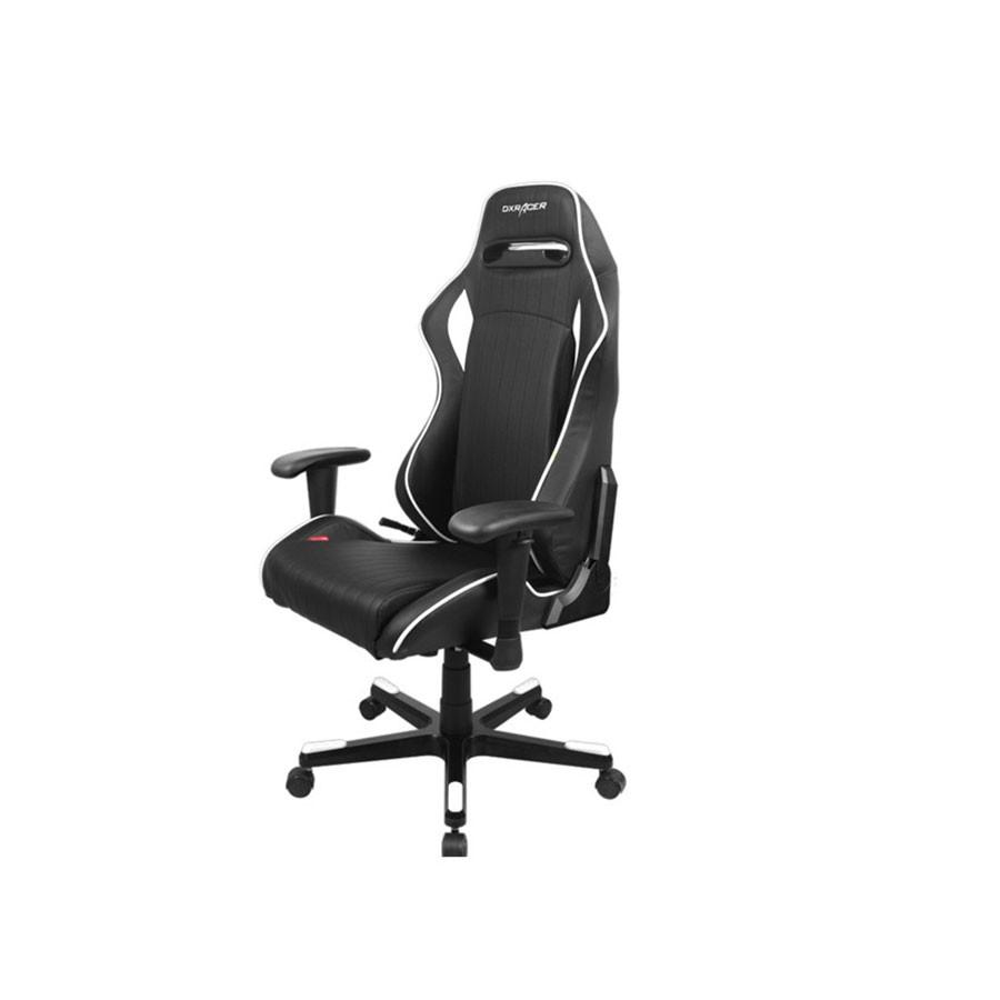 Компьютерное кресло DXRacer Drifting OH/DF51/NWКомпьютерное кресло с уникальным спортивным дизайном и повышенной эргономичностью. Никакая часть тела не устанет в таком кресле даже за долгие часы досуга или работы.<br>