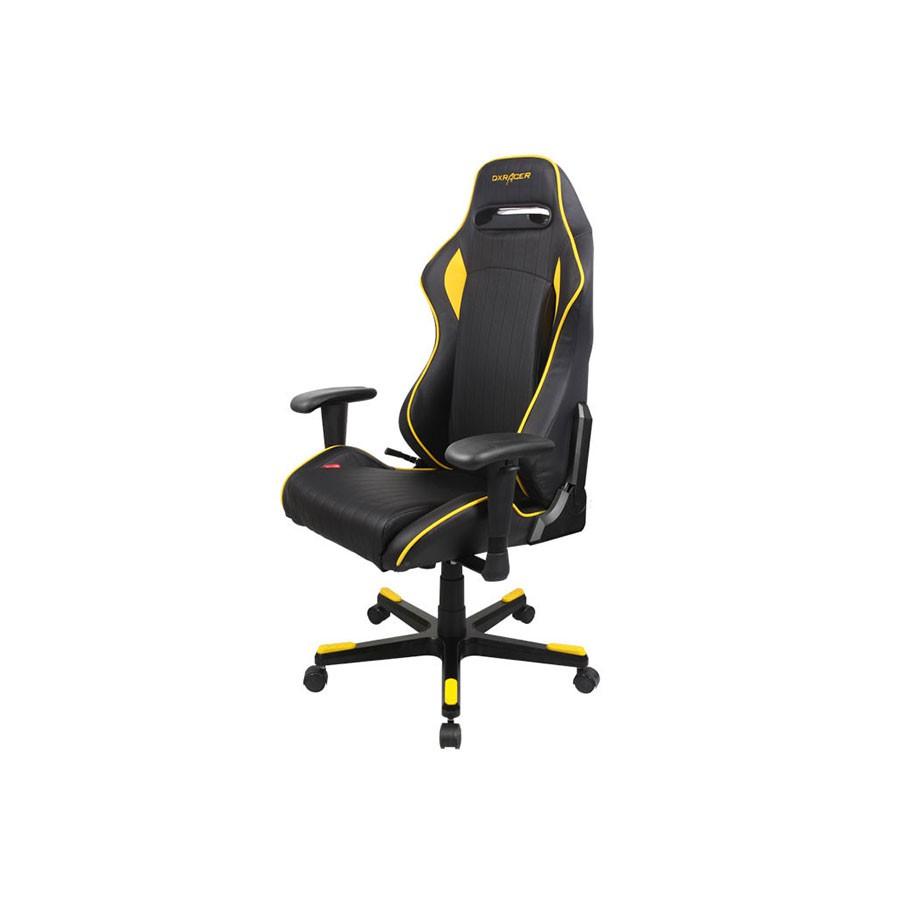 Компьютерное кресло DXRacer Drifting OH/DF51/NYКомпьютерное кресло с уникальным спортивным дизайном и повышенной эргономичностью. Никакая часть тела не устанет в таком кресле даже за долгие часы досуга или работы.<br>