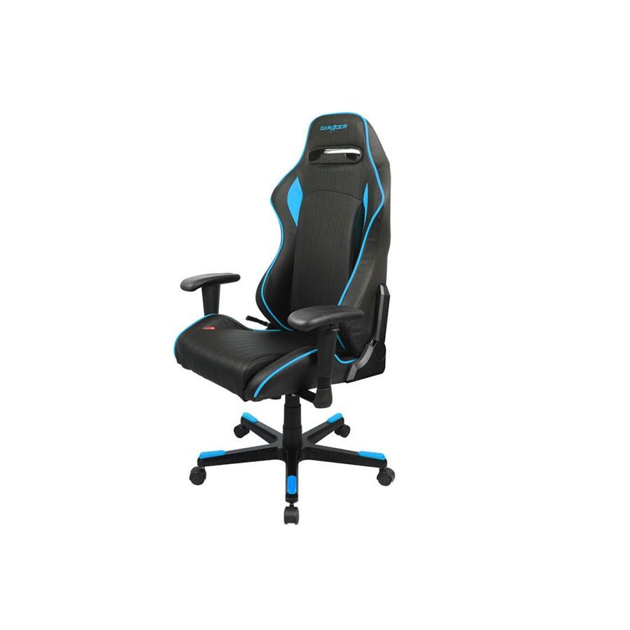 Компьютерное кресло DXRacer Drifting OH/DF51/NBКомпьютерное кресло с уникальным спортивным дизайном и повышенной эргономичностью. Никакая часть тела не устанет в таком кресле даже за долгие часы досуга или работы.<br>