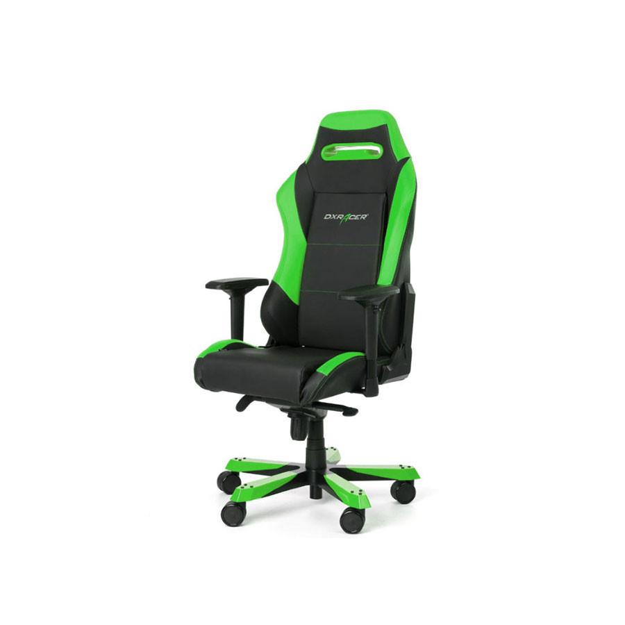 Компьютерное кресло DXRacer Iron OH/IS11/NEДизайнерское эргономичное кресло DXRacer OH/IS11 не сможет оставить равнодушными тех, кто ценит удобство за компьютерным столом так же, как и стиль. Оригинальный внешний вид и повышенная комфортабельность прекрасно сочетаются в данном изделии, делая его незаменимым и в офисной работе, и в проведении домашнего досуга.<br>