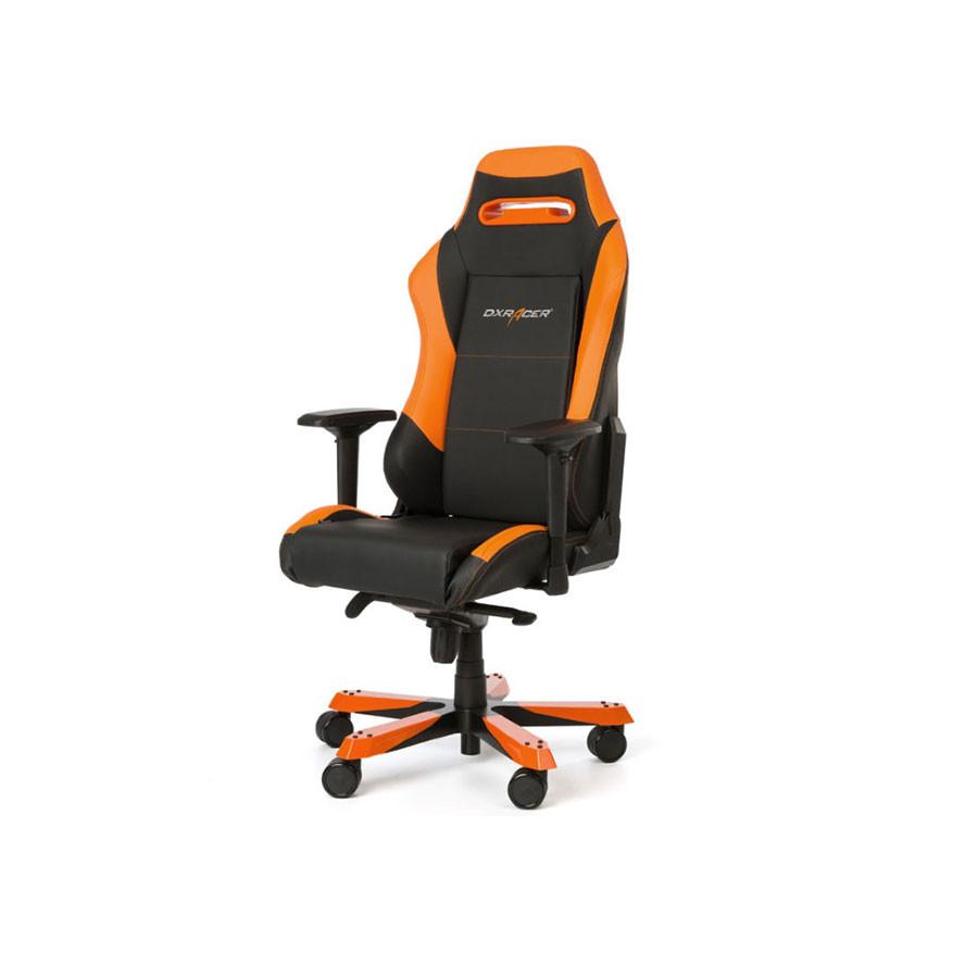 Компьютерное кресло DXRacer Iron OH/IS11/NOДизайнерское эргономичное кресло DXRacer OH/IS11 не сможет оставить равнодушными тех, кто ценит удобство за компьютерным столом так же, как и стиль. Оригинальный внешний вид и повышенная комфортабельность прекрасно сочетаются в данном изделии, делая его незаменимым и в офисной работе, и в проведении домашнего досуга.<br>