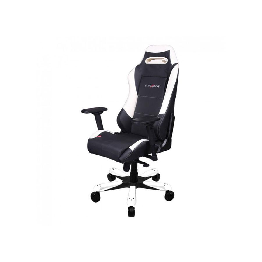 Компьютерное кресло DXRacer Iron OH/IS11/NWДизайнерское эргономичное кресло DXRacer OH/IS11 не сможет оставить равнодушными тех, кто ценит удобство за компьютерным столом так же, как и стиль. Оригинальный внешний вид и повышенная комфортабельность прекрасно сочетаются в данном изделии, делая его незаменимым и в офисной работе, и в проведении домашнего досуга.<br>