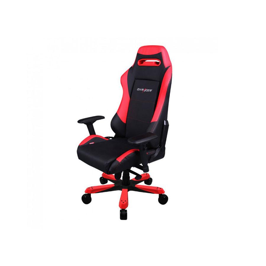 Компьютерное кресло DXRacer Iron OH/IS11/NRДизайнерское эргономичное кресло DXRacer OH/IS11 не сможет оставить равнодушными тех, кто ценит удобство за компьютерным столом так же, как и стиль. Оригинальный внешний вид и повышенная комфортабельность прекрасно сочетаются в данном изделии, делая его незаменимым и в офисной работе, и в проведении домашнего досуга.<br>