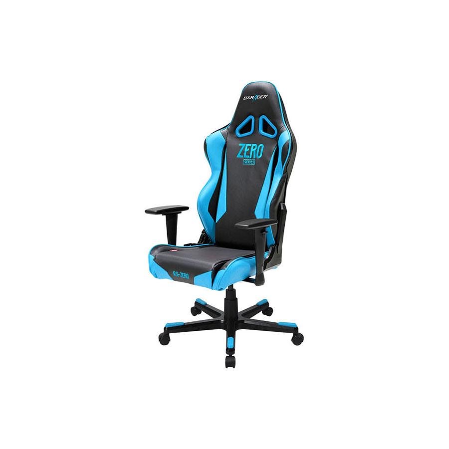 Компьютерное кресло Racing OH/RB1/NBКомпьютерное кресло DXRacer OH/RB1/NR &amp;ndash; яркий пример сочетания стильного дизайна, комфорта и функциональности. Модель обладает ярко-выраженным характером и очень удобна в эксплуатации.<br>