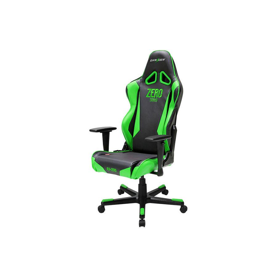 Компьютерное кресло Racing OH/RB1/NEКомпьютерное кресло DXRacer OH/RB1/NR &amp;ndash; яркий пример сочетания стильного дизайна, комфорта и функциональности. Модель обладает ярко-выраженным характером и очень удобна в эксплуатации.<br>
