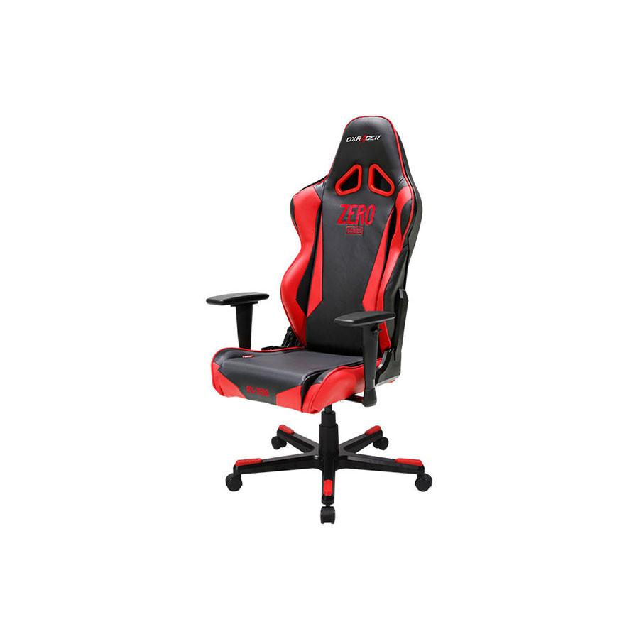 Компьютерное кресло Racing OH/RB1/NRКомпьютерное кресло DXRacer OH/RB1/NR &amp;ndash; яркий пример сочетания стильного дизайна, комфорта и функциональности. Модель обладает ярко-выраженным характером и очень удобна в эксплуатации.<br>