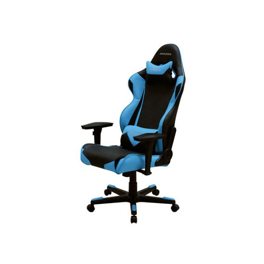 Компьютерное кресло Racing OH/RE0/NBКомпьютерное кресло DXRacer OH/RE0/NW из серии Racing &amp;ndash; образец гармонии минимализма и комфорта.<br>