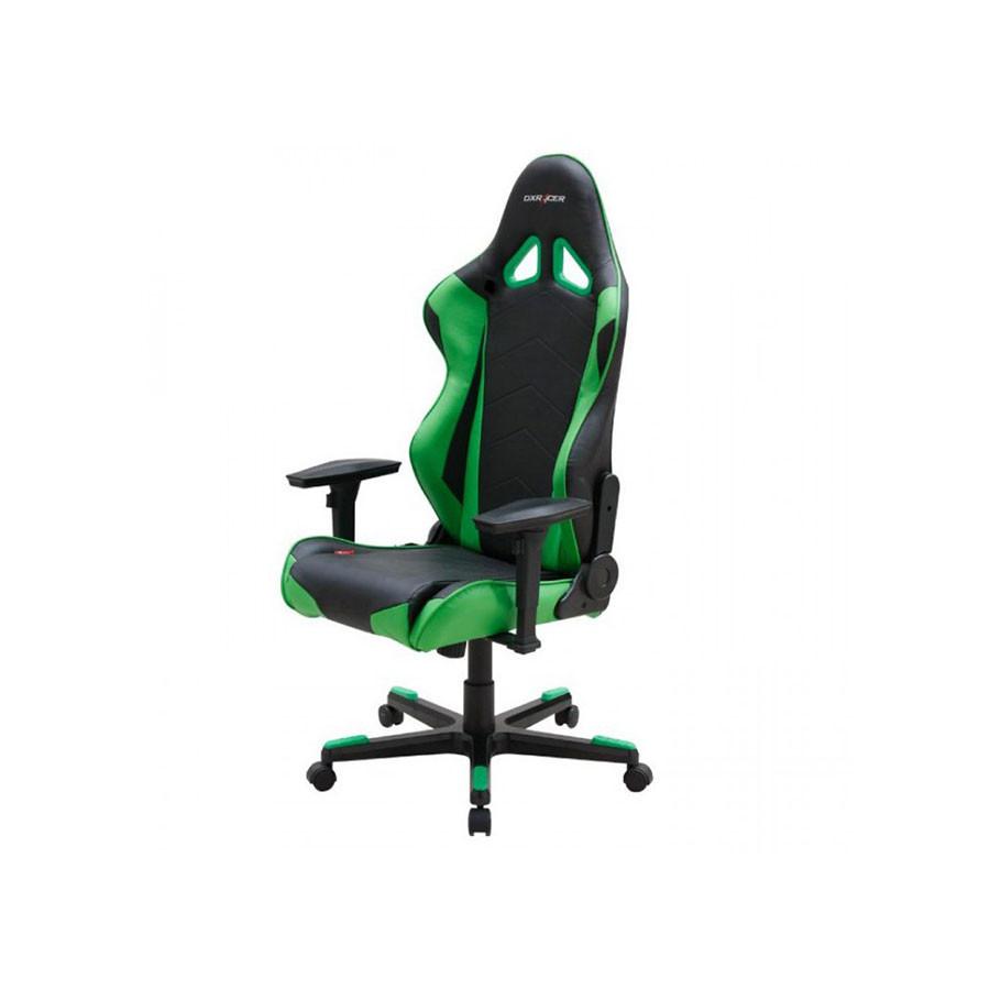 Компьютерное кресло Racing OH/RE0/NEКомпьютерное кресло DXRacer OH/RE0/NW из серии Racing &amp;ndash; образец гармонии минимализма и комфорта.<br>