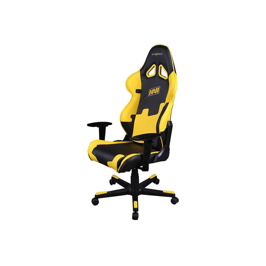 Компьютерное кресло DXRacer Special Edition OH/RE21/NY/NAVIКомпьютерное кресло DXRacer OH/RE21/NY/NAVI &amp;ndash; это воплощение современного представления о комфорте и дизайне. Спинка украшена эмблемой Natus Vincere &amp;ndash; одной из крупнейших организаций киберспорта.<br>