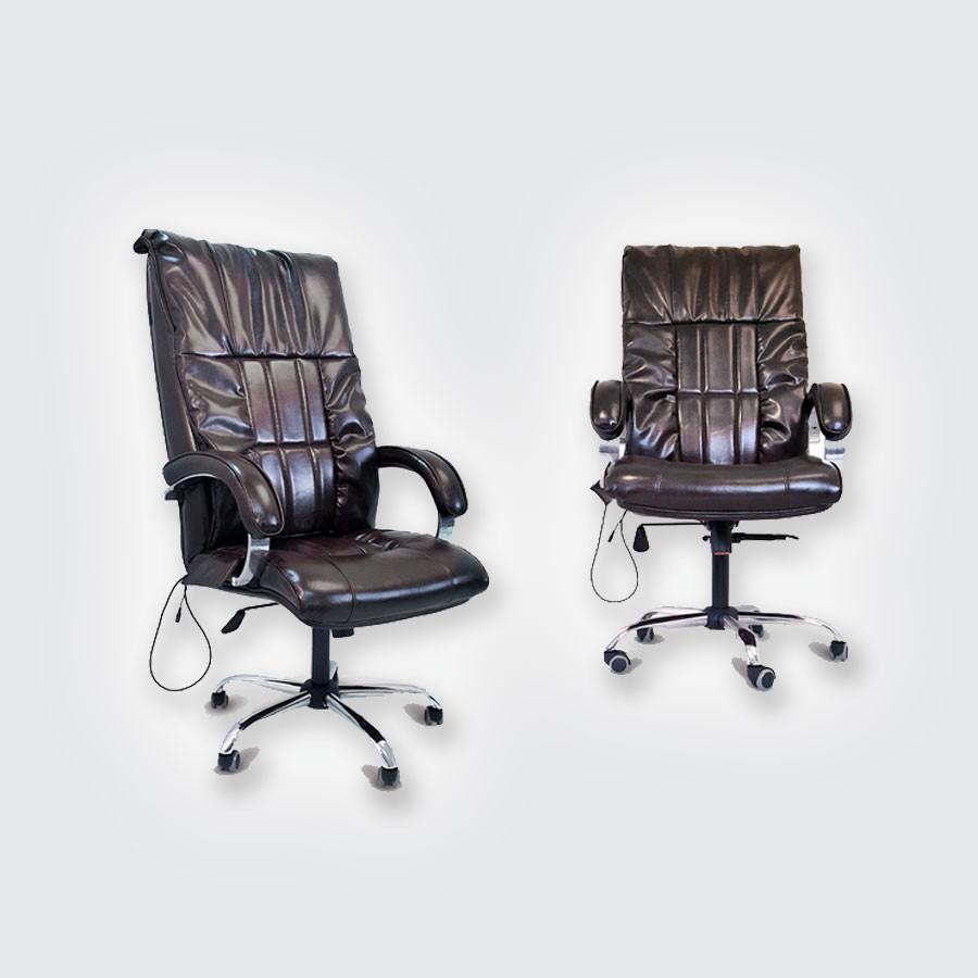 Офисное массажное кресло EGO BOSS EG-1001 LUX (цвет на заказ)