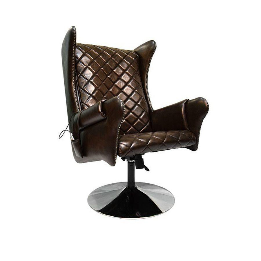Массажное кресло EGO Lord EG3002 XXLЭргономичное кресло с аристократичным дизайном, в конструкции которого все продумано до мелочей. Оно совмещает в себе дизайн современной классики, высококачественные материалы, удобство и профессиональные техники массажа, благодаря этому оно привнесет нотки благородства в интерьер любого офиса, а также создаст максимально комфортные условия для работы в офисе.<br>
