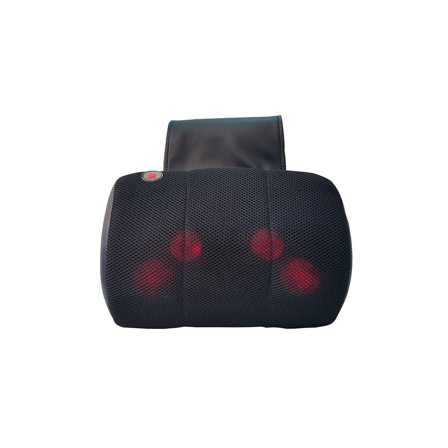 Подголовник для массажного кресла EGO Lux (с массажем)Подушка-подголовник создана специально, чтобы повысить комфорт в массажном кресле. Подушка сделана с учетом ортопедических особенностей человека и снизит нагрузку на шею. Данный аксессуар используется для повседневной работы в офисе, а также отдыха и массажа в кресле. Подушка может регулироваться по высоте и не стесняет передвижениям головы. Оснащена функцией дополнительного разминающего массажа шеи и плеч с подогревом. Подушку-подголовник можно также использовать для массажа других частей тела.<br>