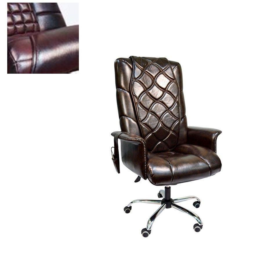 Офисное массажное кресло EGO PRIME EG-1003 Premium Standart БордоЧасто, хороший массаж &amp;ndash; это все, что нужно после тяжелого дня напряженной работы, но на услуги специалистов уходит слишком много драгоценного времени и средств. С офисным креслом EGO PRIME EG-1003 Premium Standart со встроенной функцией массажа нет нужды даже отрываться от работы, чтобы дать отдых своему телу и расслабить мышцы.<br>