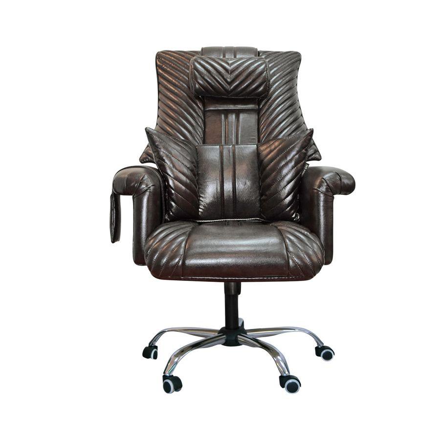 Офисное массажное кресло EGO PRIME V2 EG1003 PRESIDENT XXLКресло с утонченным дизайном для руководителя. EGO PRESIDENT EG1003 XXL &amp;ndash; это не просто роскошь, это удобство во время работы, а также качественный отдых в перерывах между делами. Поскольку руководители предприятий проводят больше всего в сидячем положении за столом, им крайне полезно сделать короткий перерыв, во время которого можно выполнить короткий сеанс восстановительного массажа.<br>