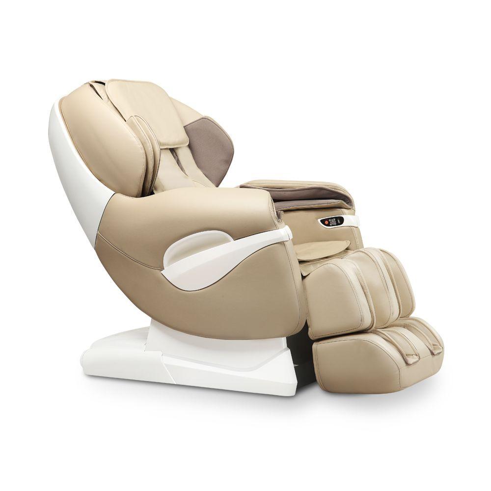 Массажное кресло Sensa L-Shaper R-6500 бежевый