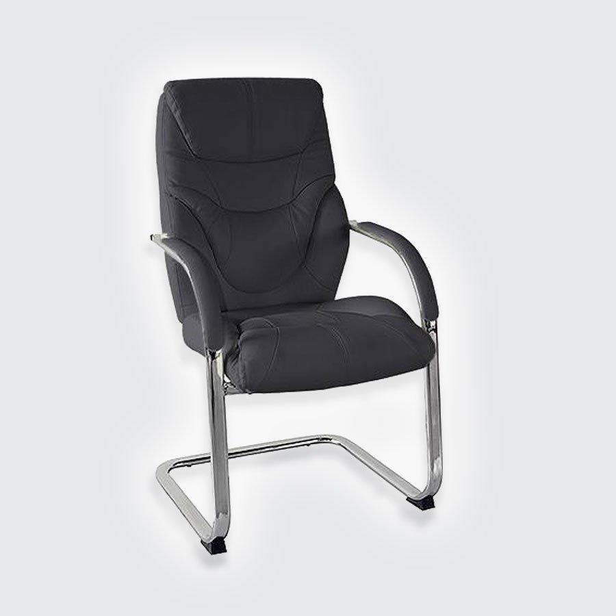 Кресло для посетителей Good-Kresla Vegard ML black