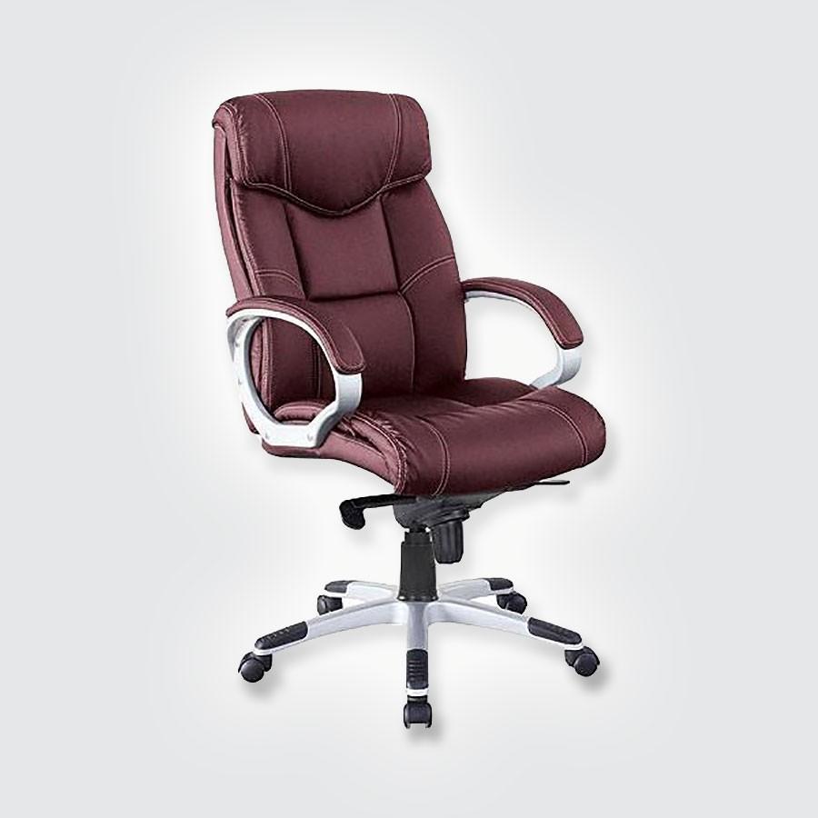 Кресло руководителя Good-Kresla Albert burgundyAlbert &amp;ndash; одно из самых популярных офисных кресел в нашей линейке. Оно выглядит внушительно и в то же время очень элегантно. Словом, в модели Albert сочетаются именно те качества, которые приходят в голову, когда речь заходит о кресле руководителя. Вместе с тем, это кресло необычайно комфортно. Глубокая посадка и подушки сиденья и спинки со специальным наполнителем помогут избежать усталости даже при многочасовой работе.<br>