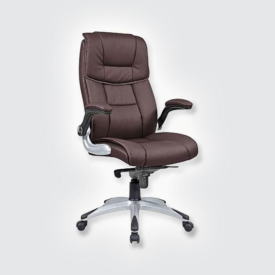 Кресло руководителя Good-Kresla Nickolas choco