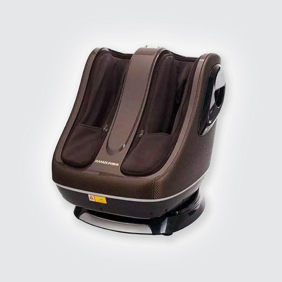 Массажер ног HANSUN FC1001 темно-коричневыйПрофессиональный массажер ног HANSUN FOOT GUA-SHA REFLEXOLOGY FC 1001 оснащен тремя эффективными методами воздействия, которые базируются на знаниях Восточной медицины. Трио Гуа-Ша массажа, акупунктурного компрессионного массажа и тепловой терапии предоставляет пользователю уникальную возможность расслабления и отдыха.<br>