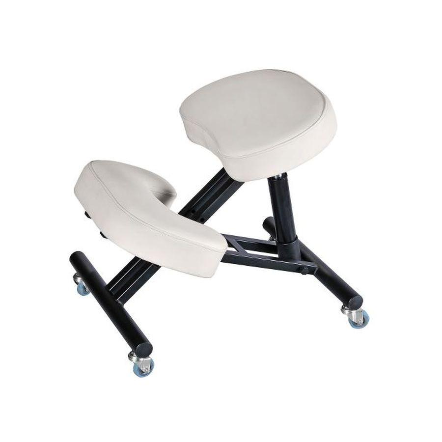 Стул для правильной осанки Heliox ОРТО бежевыйСпециализированный стул для коррекции осанки, который подходит всем без исключения как взрослым, так и детям. При применении этого стула минимизируется нагрузка на позвоночник, поясницу и кости таза, а кровоснабжение в органах остается здоровым и беспрепятственным.&amp;nbsp;.<br>