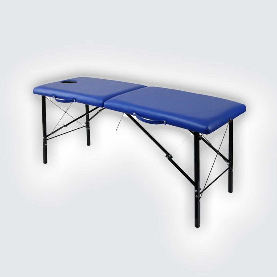 Складной массажный стол Heliox WN190 (деревянный с системой тросов)
