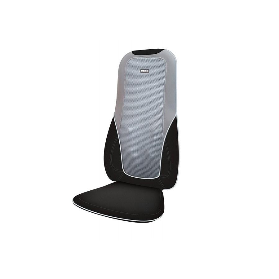Массажная накидка HoMedics MCS-750H-EUМассажная накидка HoMedics MCS-750H-EU&amp;nbsp;обеспечивает глубоко проминающий массаж. Накидка может быть установлена на стуле и позволяет наслаждаться массажем во время чтения, отдыха и даже работы.<br>