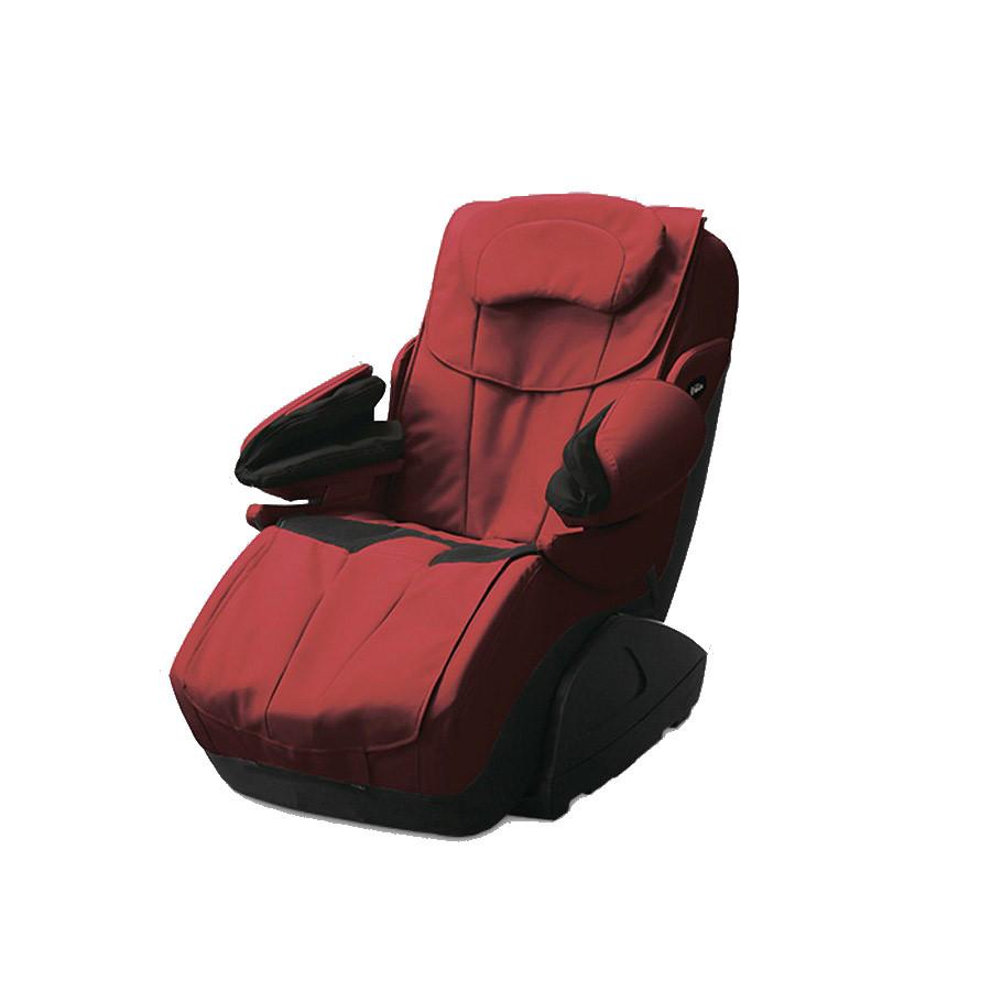 Массажное кресло Inada Duet красный
