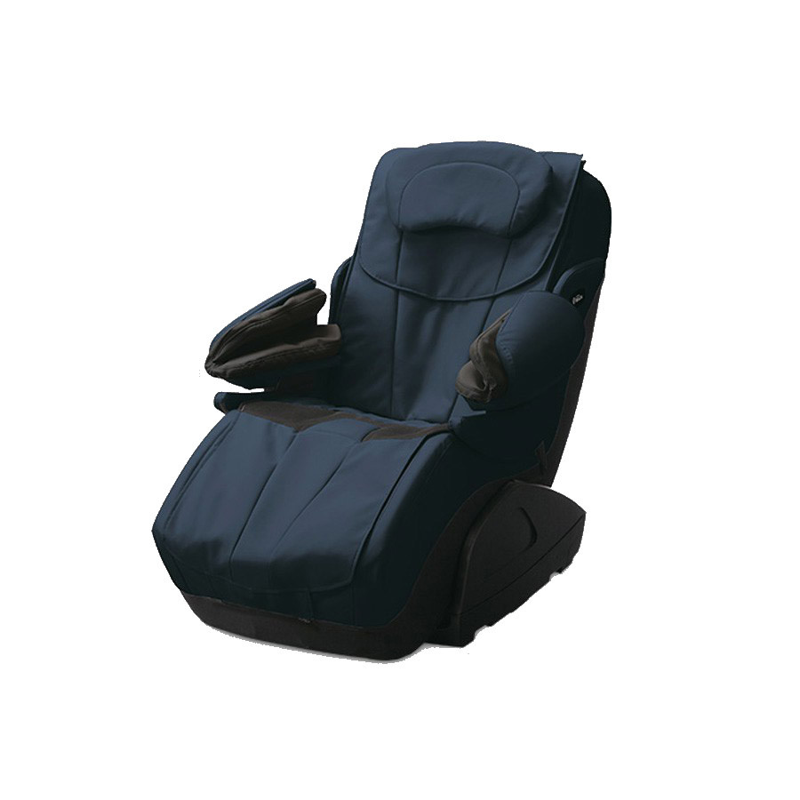 Массажное кресло Inada Duet синийСовременное уникальные массажное кресло Inada Duet является единственным представителем из массажных кресле, которое обладает двумя автономными массажную механизмами. Они независимо осуществляют массаж в верхней и нижней области тела, при этом его интенсивность и скорость можно регулировать, в зависимости от индивидуальных предпочтений пользователя. При этом массаж спины отличается максимальной точностью и высокой интенсивностью.<br>