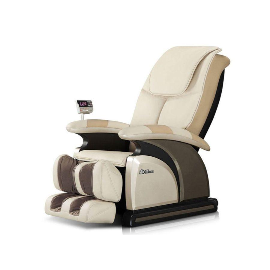 Массажное кресло iRest SL-A30-6 светло-бежевый
