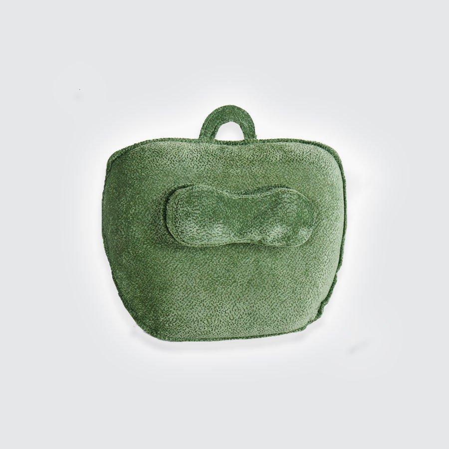 Массажная подушка iRest SL-D12 зеленыйЭффективная массажная подушка очень легкая и компактная, проста в управлении. Идеально подходит для массажа спины, поясницы, плечевого пояса, икроножных мышц, бедер и живота. Прекрасно сочетается с интерьером любой квартиры, т. к. имеет широкую цветовую гамму. Массажная подушка удобна в применении, ее достаточно разместить в офисное или домашнее кресло, чтобы приступить к сеансу массажа.<br>