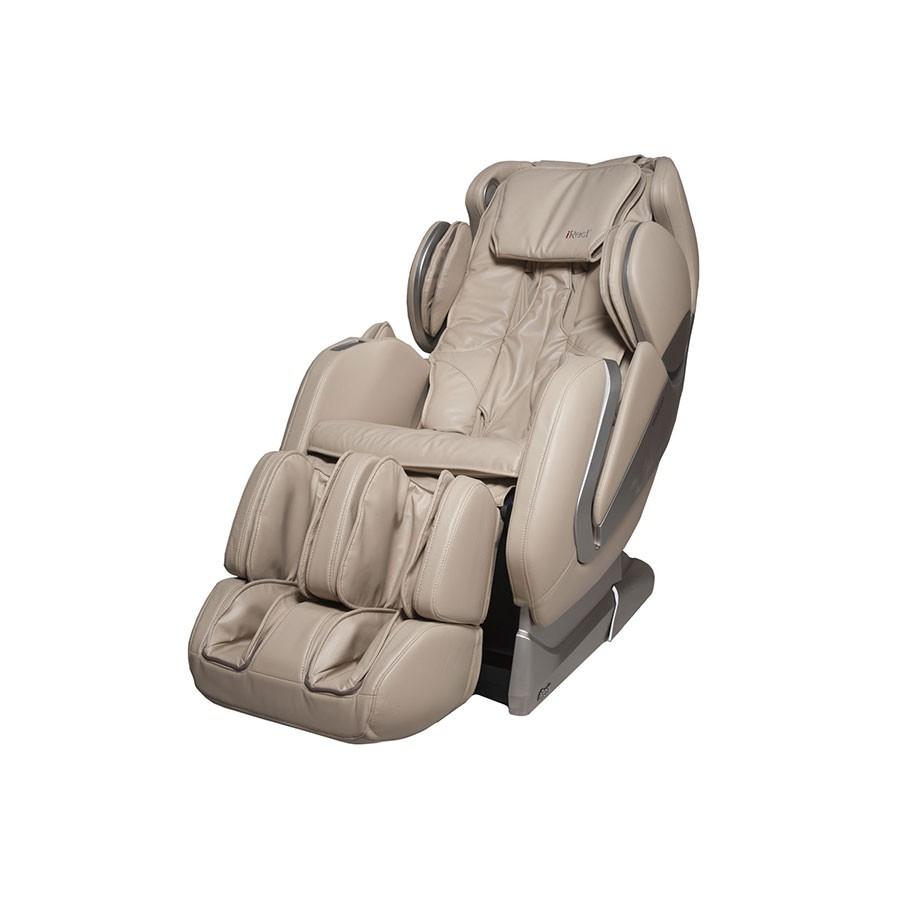 Массажное кресло iRest SL-A385 Raiden бежевый