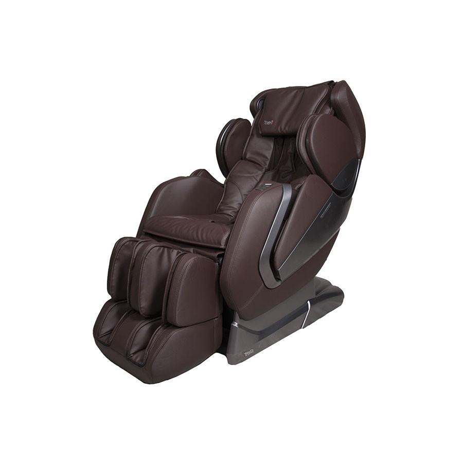 Массажное кресло iRest SL-A385 Raiden кофейныйУникальное массажное кресло iRest SL-A385 Raiden отличается от многих аналогичных массажных кресел тем, что объединяет в себе максимально возможное количество разнообразных массажных техник. При этом его внешний вид исполнен элегантности и солидности. Для дополнительного комфорта во время массажа в подголовник массажного кресла встроены динамики, которые умеют воспроизводить мелодию с мобильного устройства при помощи технологий беспроводной связи.<br>