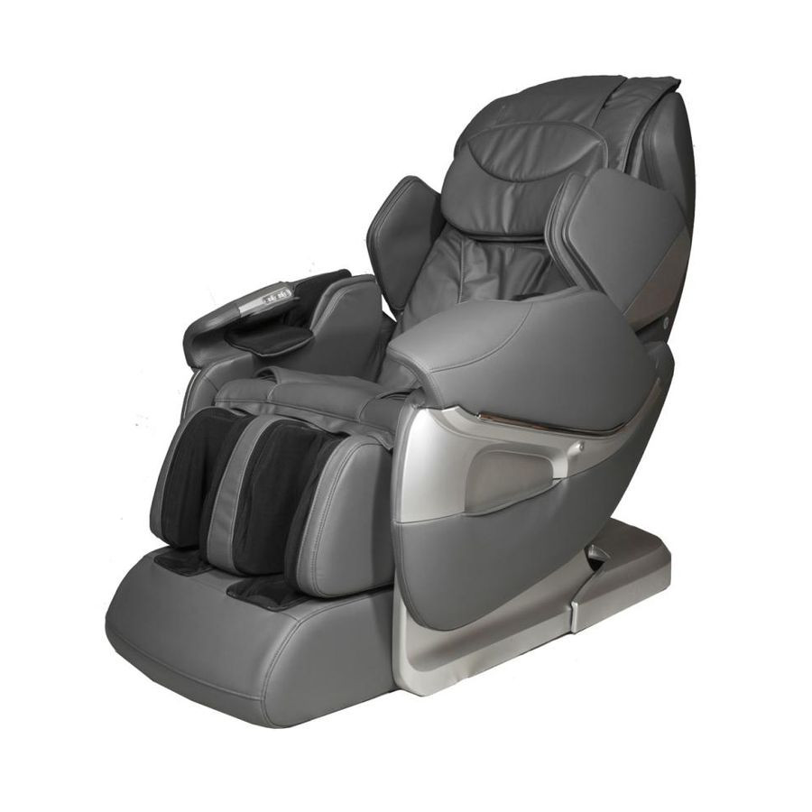 Массажное кресло iRest SL-A86 FIVE STARS серый